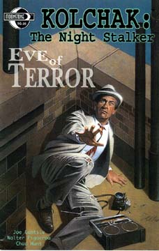 Kolchak: The Night Stalker: Eve of Terror