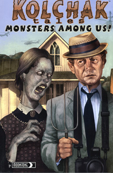 401. Kolchak: Monsters Among Us TPB