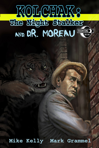 002. Kolchak and Doctor Moreau (A)
