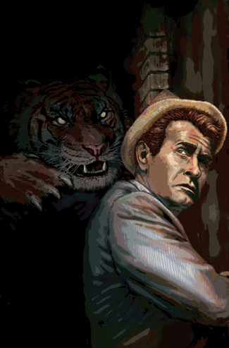 003. Kolchak and Doctor Moreau (X)