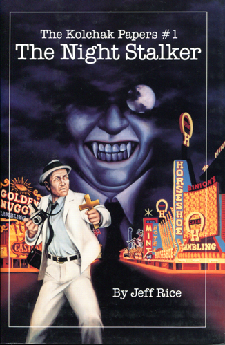 050: Kolchak the Night Stalker: the original novel HC