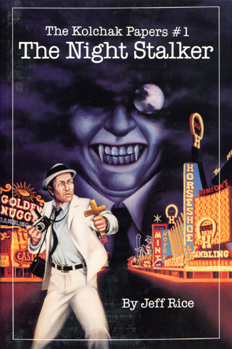 051. Kolchak the Night Stalker original novel