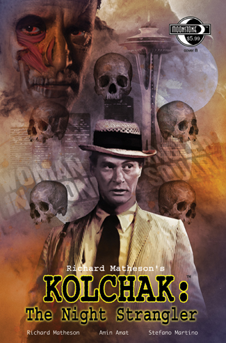 298. Kolchak: The Night Strangler (B)
