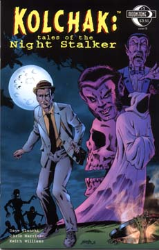 Kolchak: Tales of the Night Stalker: #1B