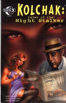 Kolchak: Tales of the Night Stalker: #2A