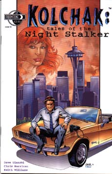 Kolchak: Tales of the Night Stalker: #2B