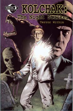 417. Kolchak TPB vol.2: Terror Within