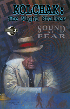 416. Kolchak TPB vol.3: Sound of Fear TPB
