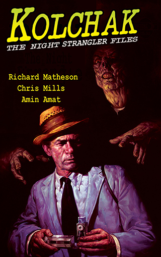 00. Kolchak: The Night Strangler Files HC