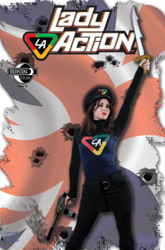 1001. Lady Action Special-Photo cover