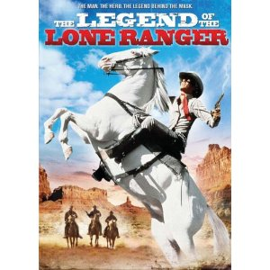 Legend of the Lone Ranger DVD