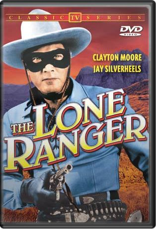 Lone Ranger Vol.1 DVD