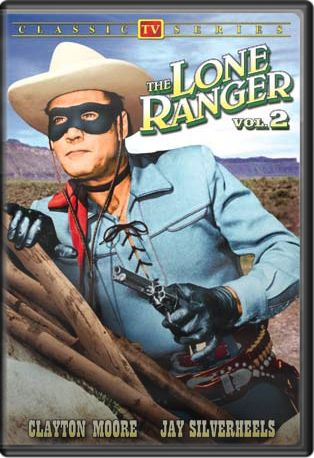 Lone Ranger vol.2 DVD