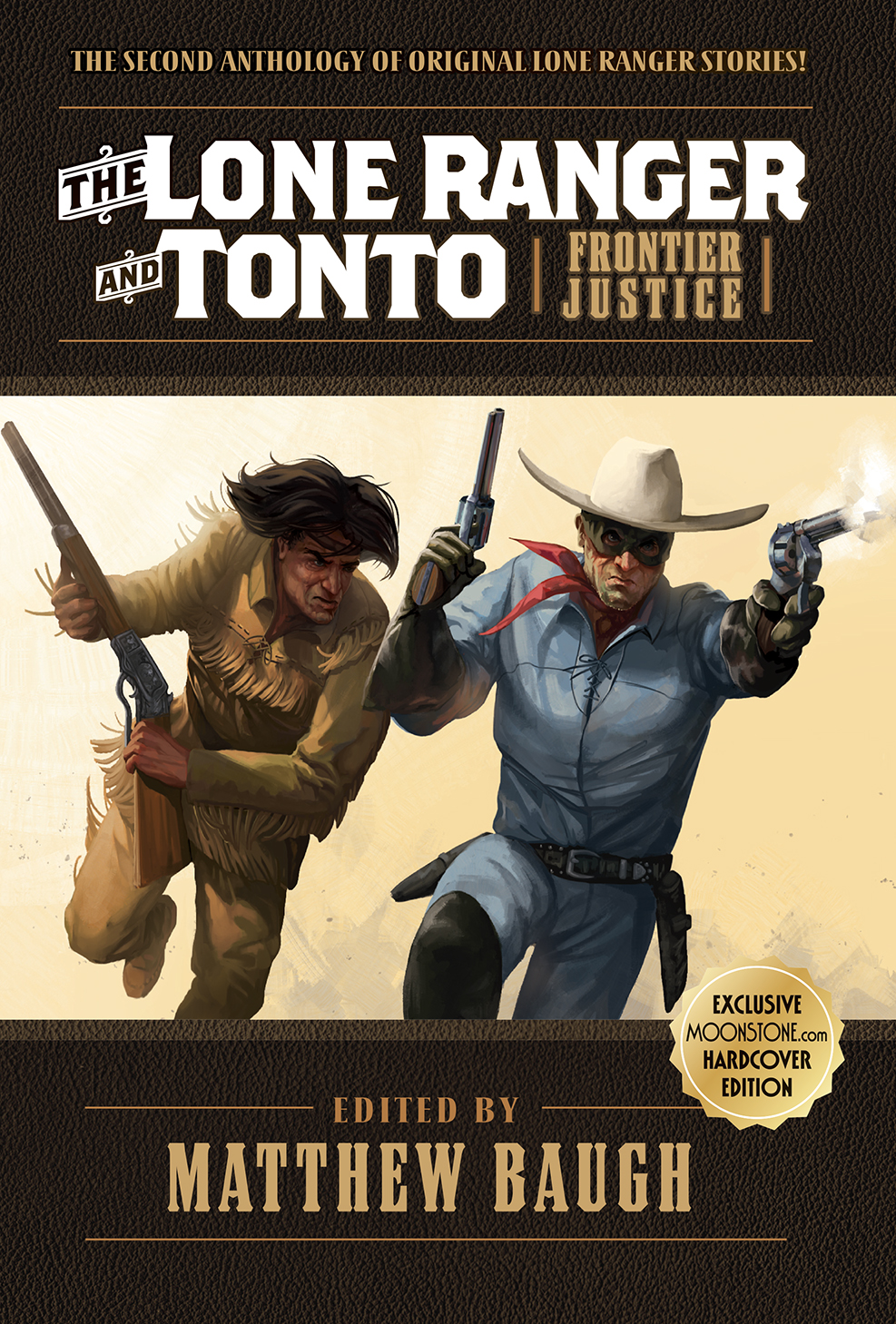 0. Lone Ranger and Tonto: Frontier Justice HC