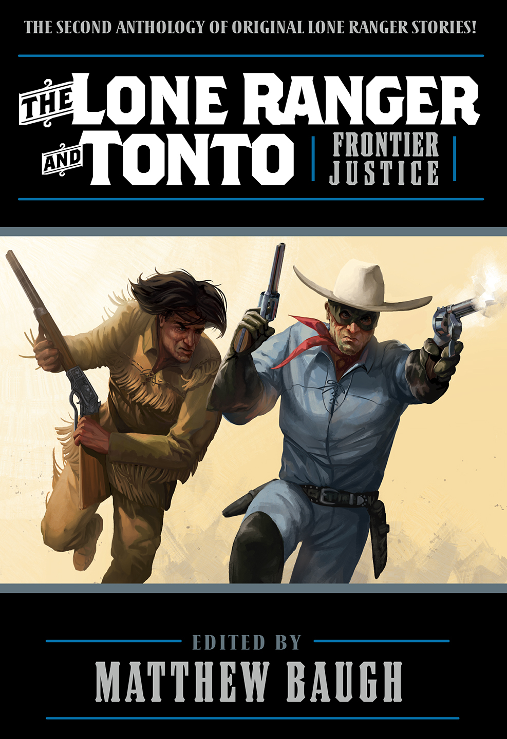 0. Lone Ranger and Tonto: Frontier Justice sc