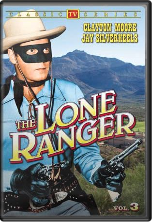 Lone Ranger vol.3 DVD