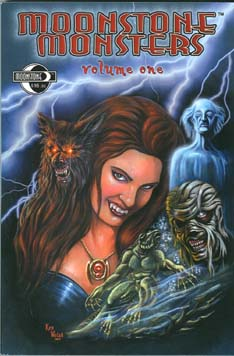 Moonstone Monsters TPB: Vol. 1