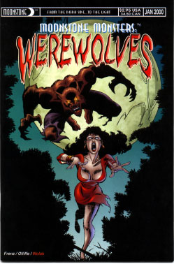Moonstone Monsters: Werewolves