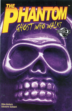 148. The Phantom: Ghost Who Walks #0