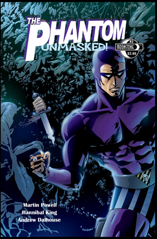 073. The Phantom Unmasked #2B