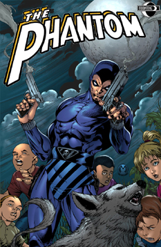 The Phantom #17 A