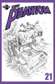 The Phantom #21