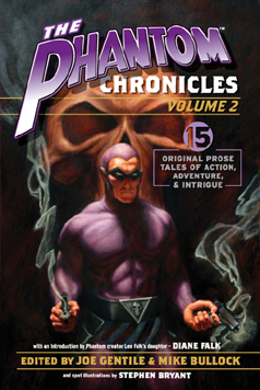 017. The Phantom Chronicles 2 LTD HC
