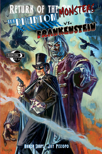 054. Return of the Monsters: Phantom Detective/Frankenstein