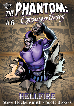 110. The Phantom: Generations #6