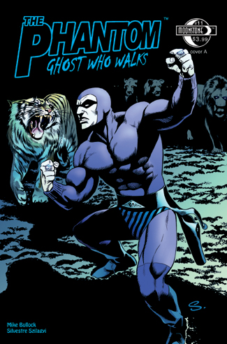 076. Phantom Ghost Who Walks #11A