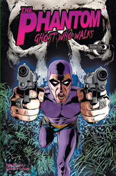 140. The Phantom: Ghost Who Walks #1 (JC)