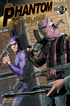 137. The Phantom: Ghost Who Walks #2 (JC)