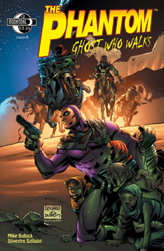 139. The Phantom: Ghost Who Walks #2 (RL)