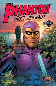 134. The Phantom: Ghost Who Walks #3 (HT)