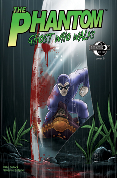 136. The Phantom: Ghost Who Walks #3 (MC)