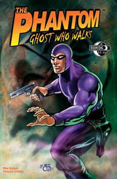 131. The Phantom: Ghost Who Walks #4(A)