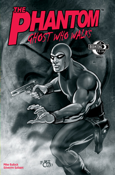 133. The Phantom: Ghost Who Walks #4(B)