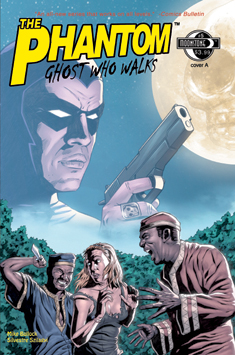 121. The Phantom: Ghost Who Walks #5A