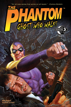 124. The Phantom: Ghost Who Walks #5B