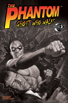 130. The Phantom: Ghost Who Walks #5C (signed)