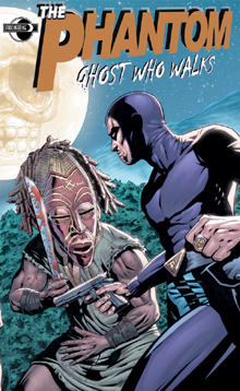 115. The Phantom: Ghost Who Walks #6A