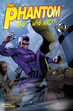 106. The Phantom: Ghost Who Walks #7A