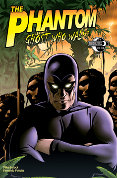 109. The Phantom: Ghost Who Walks #7B