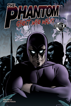112. The Phantom: Ghost Who Walks #7C