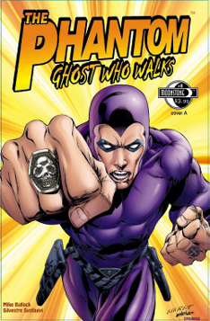 100. The Phantom: Ghost Who Walks #8A