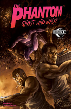 103. The Phantom: Ghost Who Walks #8B