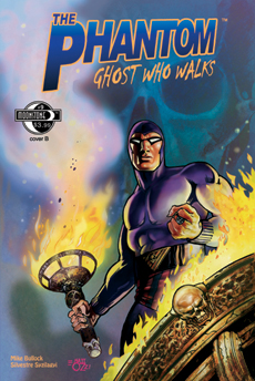 095. The Phantom Ghost Who Walks #9B