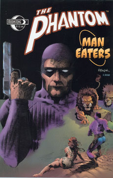 029. The Phantom: Man-eaters