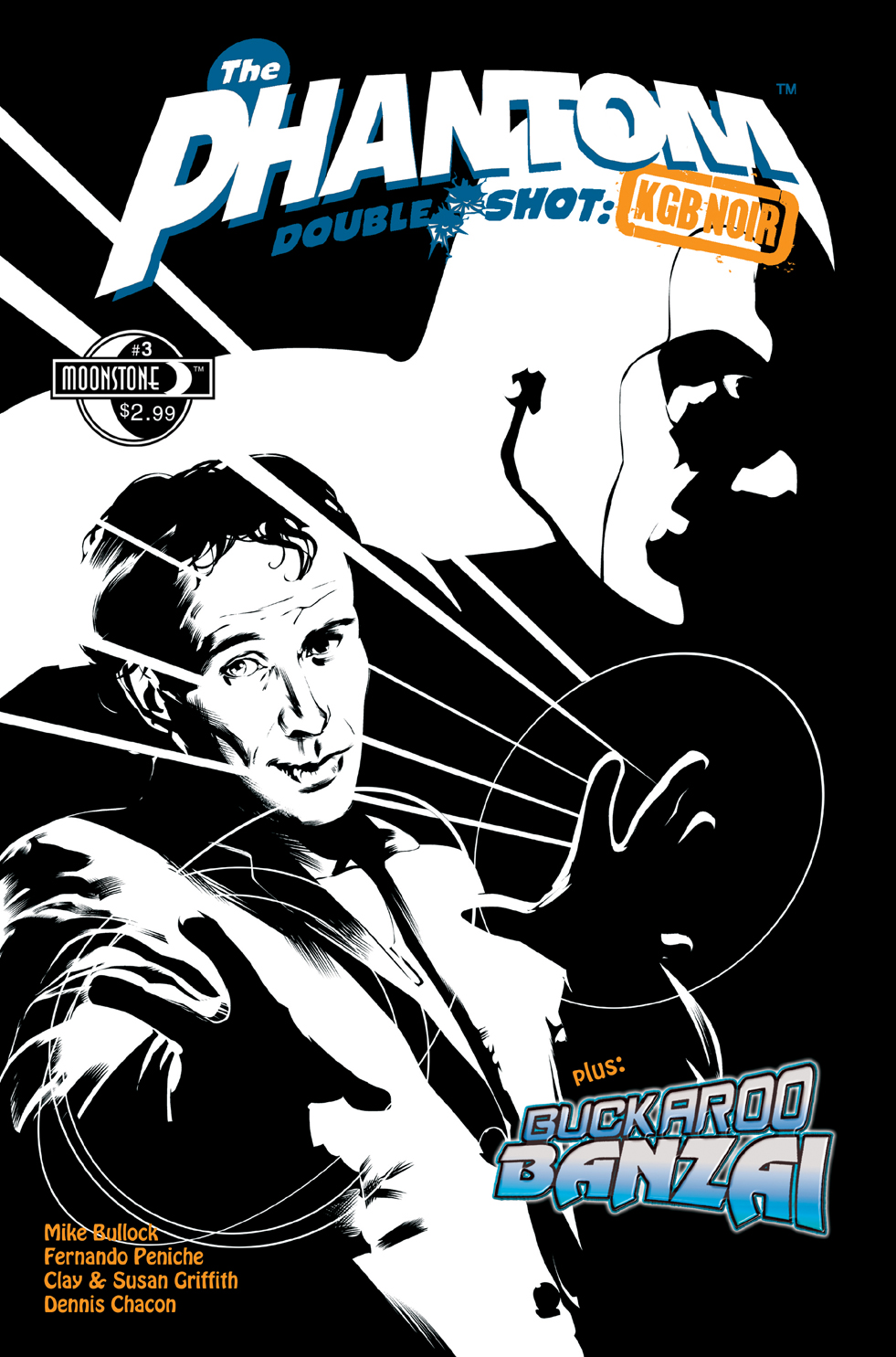 093. Phantom: Double Shot KGB Noir #3