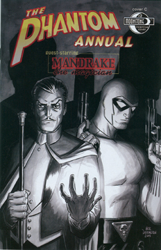032. The Phantom Annual '08 ND